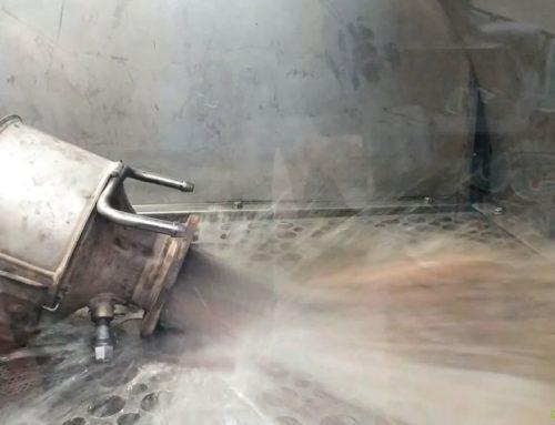 Cómo evitar las averías del filtro anti-partículas